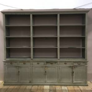 A Large French 19th Century Bookcase