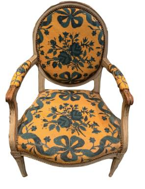 Pair of French Late 18th Century Armchairs