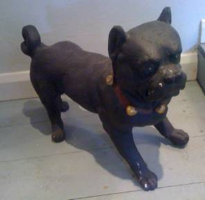 19th Century French Bulldog